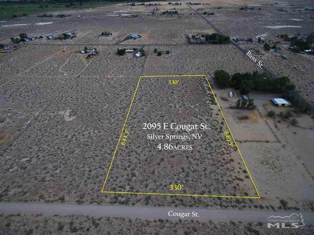 2095 E Cougar St, Silver Springs, NV 89429 (MLS #200007776) :: Chase International Real Estate