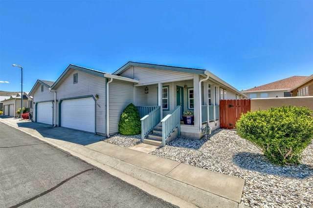 1105 Gambrel Drive, Carson City, NV 89701 (MLS #200007802) :: Harcourts NV1