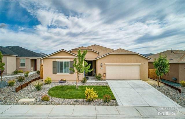 1116 Monument Peak Dr., Carson City, NV 89701 (MLS #200007838) :: Theresa Nelson Real Estate