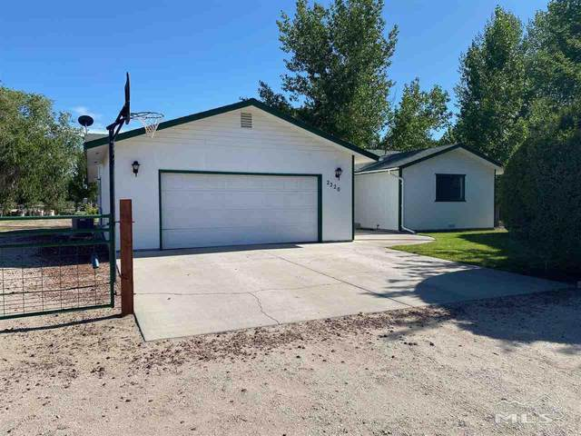 2220 Christie, Fallon, NV 89406 (MLS #200007844) :: Theresa Nelson Real Estate