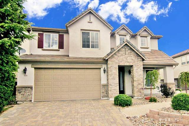475 Parade Drive, Reno, NV 89521 (MLS #200007846) :: Chase International Real Estate