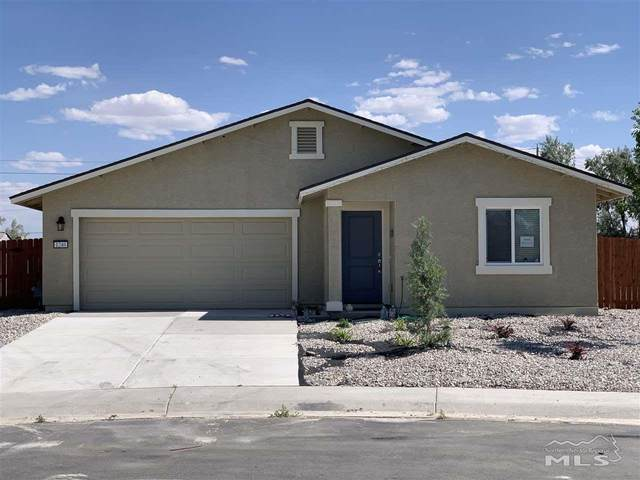 1246 Milano Court, Fallon, NV 89406 (MLS #200007850) :: The Mike Wood Team