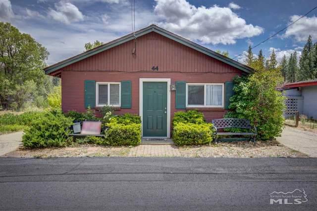 44 Montgomery St., Markleeville, Ca, CA 96120 (MLS #200007860) :: Theresa Nelson Real Estate