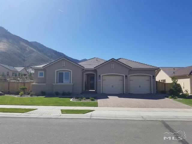 2834 Cloudburst Canyon/ Lot 35, Genoa, NV 89411 (MLS #200007881) :: Ferrari-Lund Real Estate