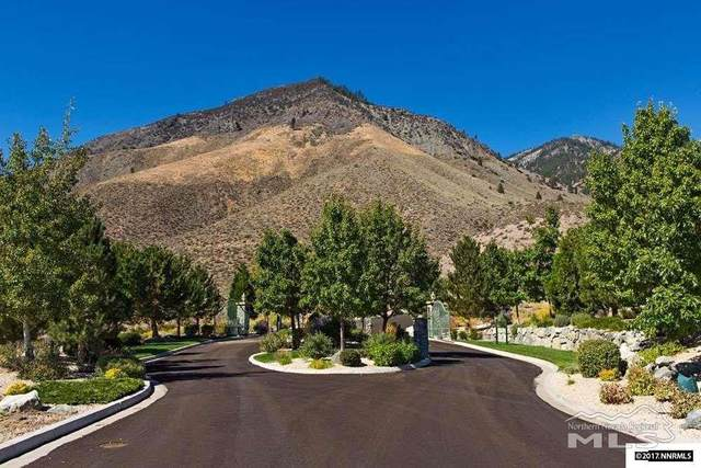 292 James Canyon Loop, Genoa, NV 89411 (MLS #200007885) :: Ferrari-Lund Real Estate