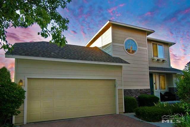 3873 Herons Landing, Reno, NV 89502 (MLS #200007893) :: NVGemme Real Estate
