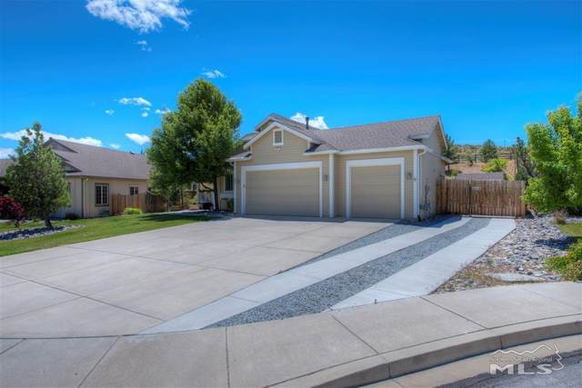 450 Stonegate Court, Reno, NV 89506 (MLS #200007908) :: Theresa Nelson Real Estate