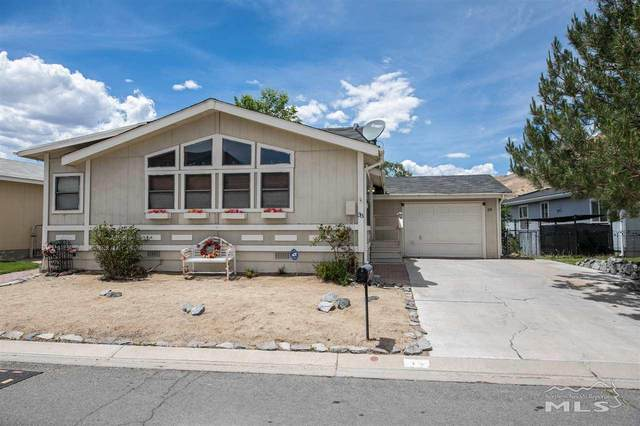 33 Ave De La Argent, Sparks, NV 89434 (MLS #200007967) :: Theresa Nelson Real Estate