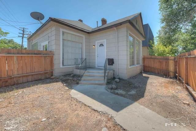 1026 W 2nd, Reno, NV 89503 (MLS #200007969) :: Vaulet Group Real Estate