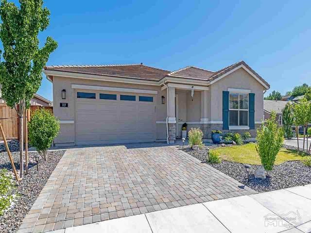 727 Iron Stirrup Court, Sparks, NV 89436 (MLS #200007972) :: NVGemme Real Estate