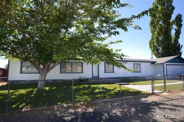 670 L Street, Hawthorne, NV 89415 (MLS #200007978) :: Ferrari-Lund Real Estate