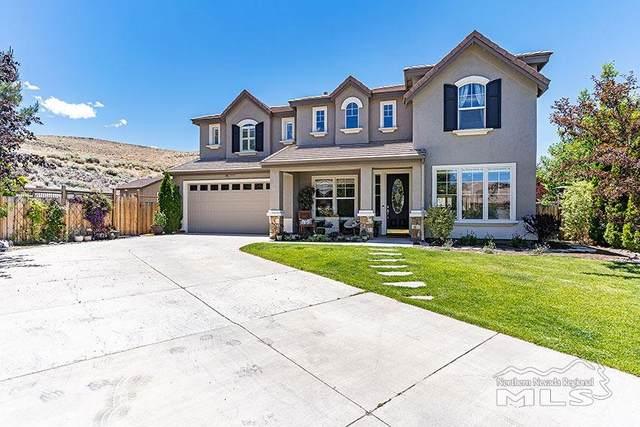 6125 Banestone Court, Sparks, NV 89436 (MLS #200007995) :: NVGemme Real Estate