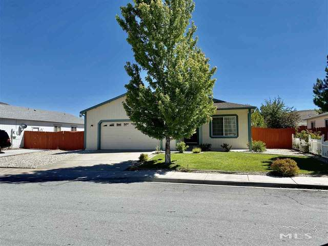 18155 Cherryleaf Court, Reno, NV 89508 (MLS #200007996) :: Fink Morales Hall Group
