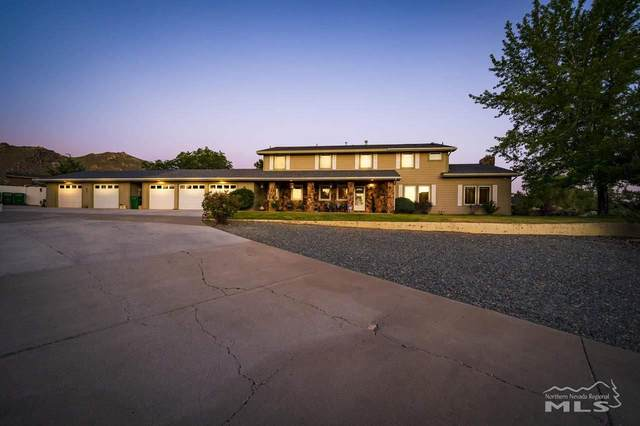 4133 Conte Drive, Carson City, NV 89701 (MLS #200008015) :: Theresa Nelson Real Estate