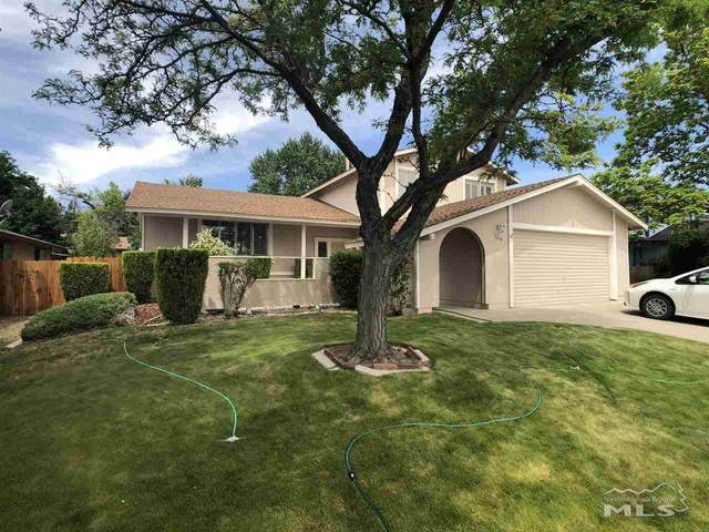 3245 Wilma Drive, Sparks, NV 89431 (MLS #200008021) :: Chase International Real Estate