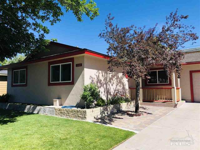 2360 Pauline Avenue, Sparks, NV 89431 (MLS #200008027) :: Theresa Nelson Real Estate