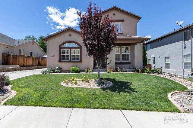 3747 Culpepper Dr., Sparks, NV 89436 (MLS #200008050) :: The Mike Wood Team