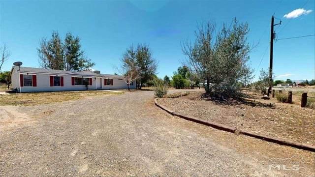 4410 W Thomas Canyon Rd., Winnemucca, NV 89445 (MLS #200008071) :: Ferrari-Lund Real Estate