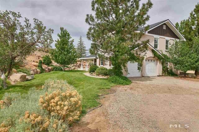 5345 Grasswood Drive, Sparks, NV 89436 (MLS #200008072) :: NVGemme Real Estate