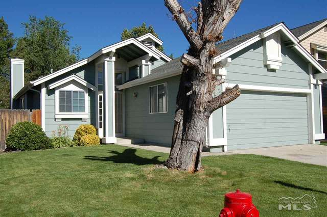 2749 Chavez Drive, Reno, NV 89502 (MLS #200008075) :: The Mike Wood Team