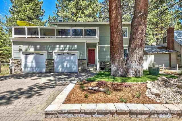 3052 Argonaut, South Lake Tahoe, CA 96150 (MLS #200008088) :: Theresa Nelson Real Estate