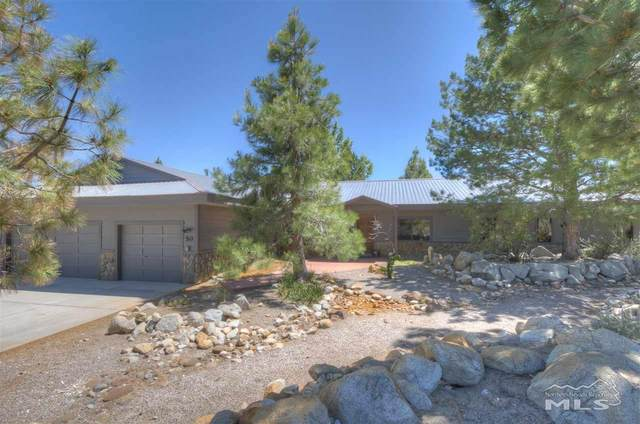 50 Maranatha Rd, Washoe Valley, NV 89704 (MLS #200008106) :: Fink Morales Hall Group