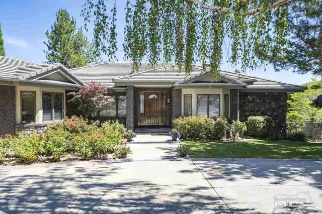 2840 E Lakeridge Shores, Reno, NV 89519 (MLS #200008113) :: Harcourts NV1