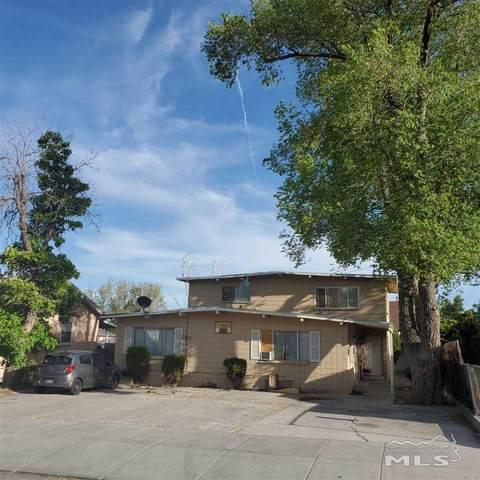 512 Crampton Street, Reno, NV 89502 (MLS #200008117) :: NVGemme Real Estate