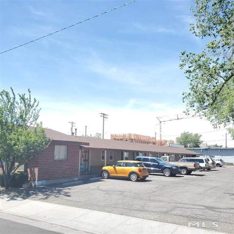 181 Linden Street, Reno, NV 89502 (MLS #200008118) :: NVGemme Real Estate