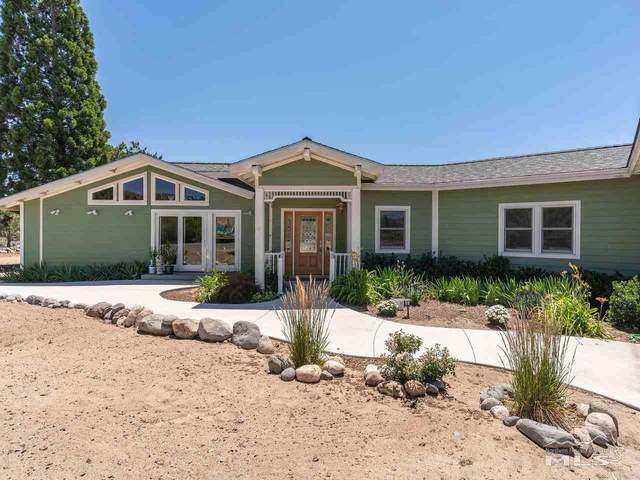 2985 Falcon St, Washoe Valley, NV 89704 (MLS #200008119) :: Theresa Nelson Real Estate