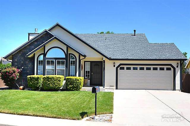 344 Somerset, Carson City, NV 89701 (MLS #200008124) :: Theresa Nelson Real Estate