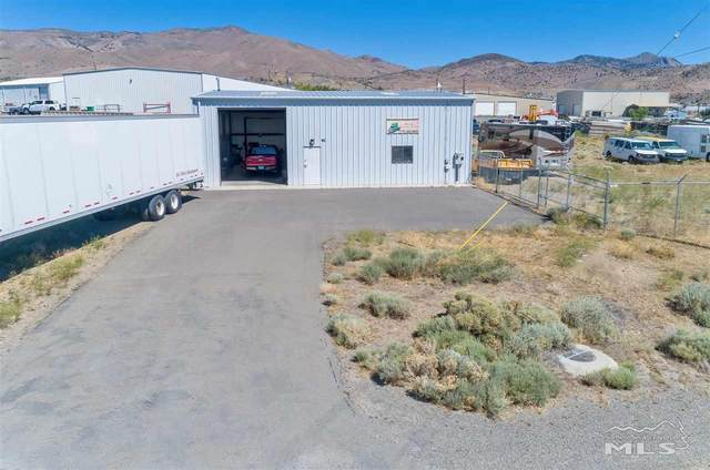 41 Brown Drive, Moundhouse, NV 89706 (MLS #200008125) :: Fink Morales Hall Group