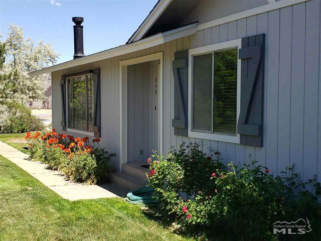 240 Puma Dr, Washoe Valley, NV 89704 (MLS #200008126) :: Theresa Nelson Real Estate