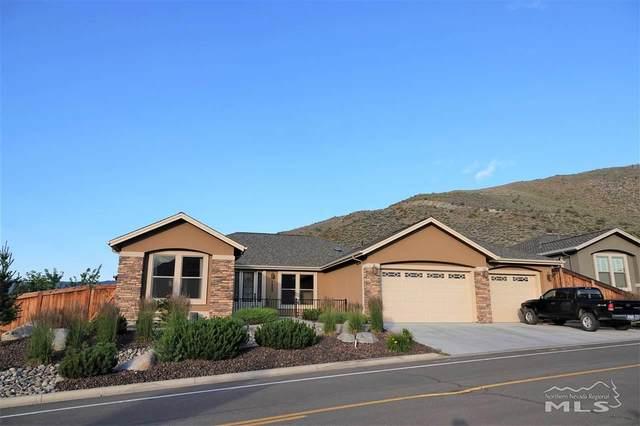 1669 Silver Oak, Carson City, NV 89703 (MLS #200008128) :: Fink Morales Hall Group