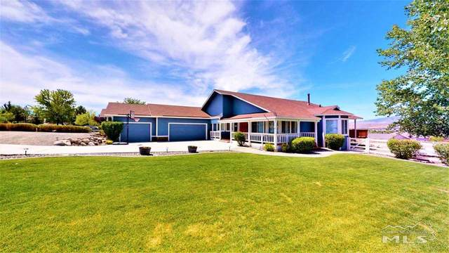 8835 Eaglenest Road, Sparks, NV 89436 (MLS #200008132) :: NVGemme Real Estate