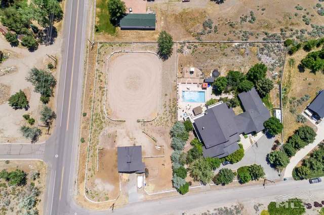 2384 Centennial Drive, Genoa, NV 89411 (MLS #200008133) :: Ferrari-Lund Real Estate