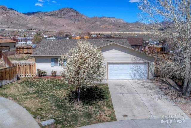 20 Kate Peak Ct, Dayton, NV 89403 (MLS #200008135) :: Ferrari-Lund Real Estate