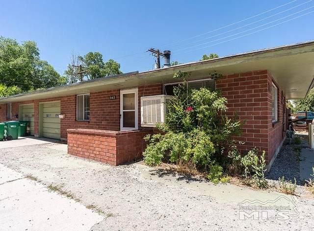 2161 Yori, Reno, NV 89502 (MLS #200008149) :: NVGemme Real Estate