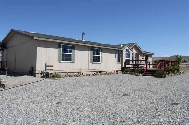 43 Nadel Ln, Yerington, NV 89447 (MLS #200008171) :: NVGemme Real Estate