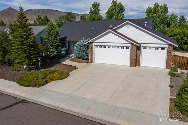 2859 Hot Springs Rd., Minden, NV 89423 (MLS #200008193) :: Harcourts NV1