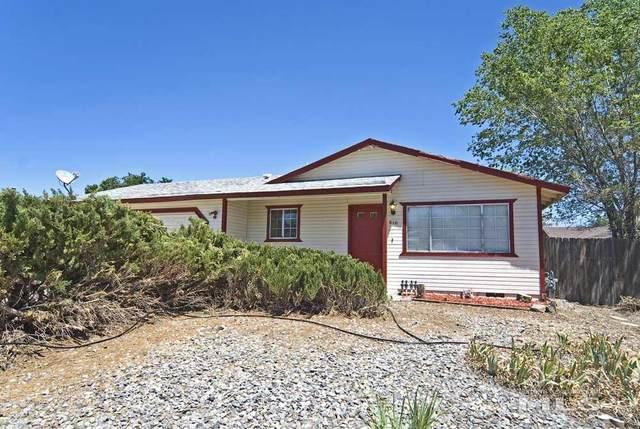 816 Overland Loop, Dayton, NV 89403 (MLS #200008209) :: Theresa Nelson Real Estate
