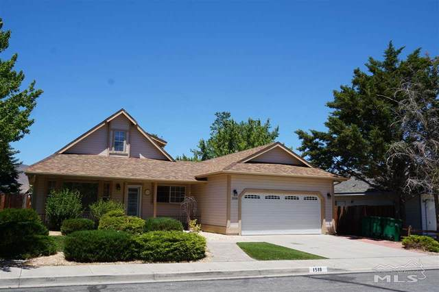 1518 Walker Drive, Carson City, NV 89701 (MLS #200008232) :: Fink Morales Hall Group