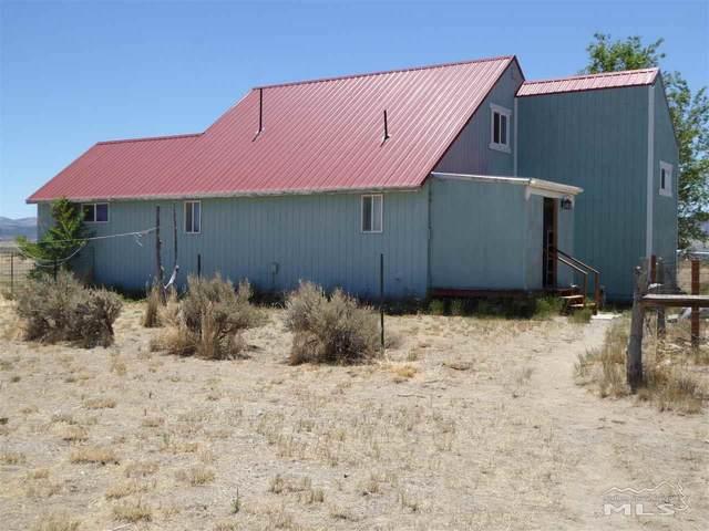 341 El Centro Street, Eureka, NV 89316 (MLS #200008234) :: NVGemme Real Estate