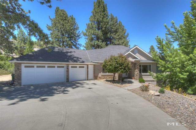 4088 Westwood Dr., Carson City, NV 89703 (MLS #200008256) :: Theresa Nelson Real Estate