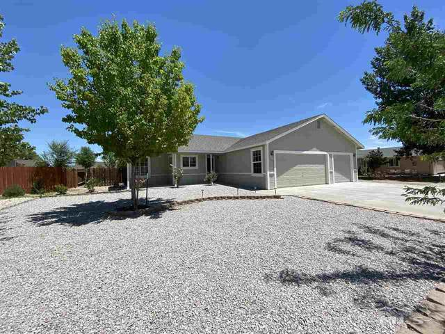 1200 Lattin Rd, Fallon, NV 89406 (MLS #200008263) :: Ferrari-Lund Real Estate