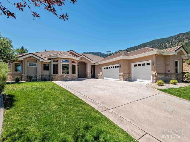 241 Genoa Peak, Genoa, NV 89411 (MLS #200008266) :: Ferrari-Lund Real Estate