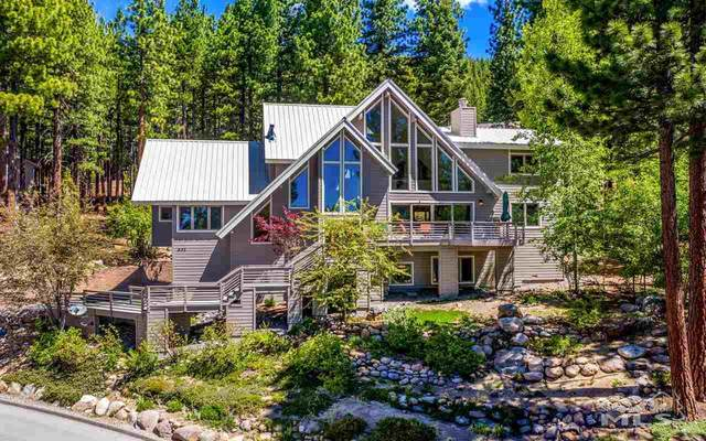 632 Lariat Circle, Incline Village, NV 89451 (MLS #200008271) :: Chase International Real Estate