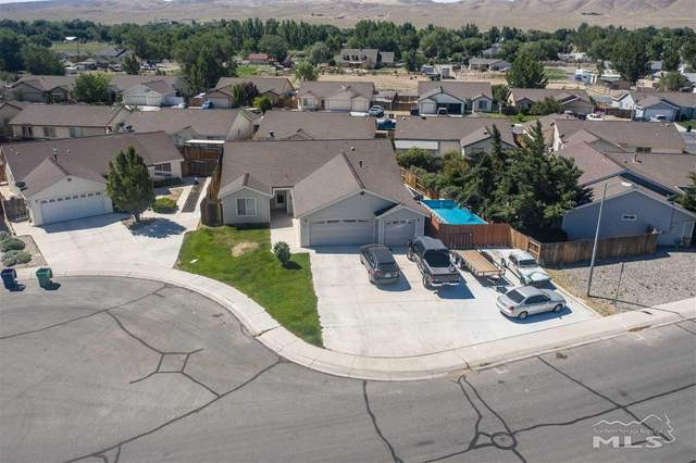 533 River Ranch Rd, Fernley, NV 89408 (MLS #200008276) :: Chase International Real Estate