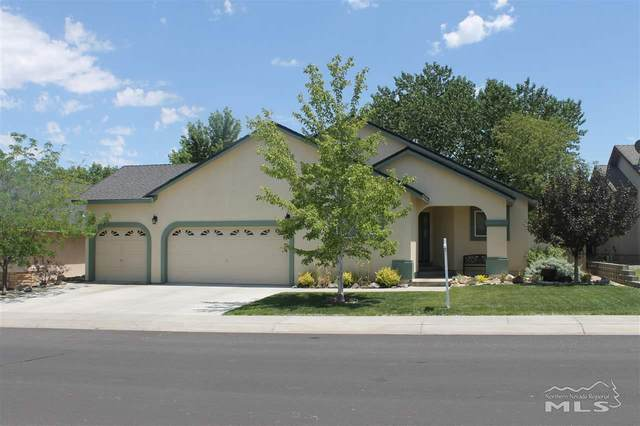 1039 Pepper Lane, Fernley, NV 89408 (MLS #200008287) :: Chase International Real Estate
