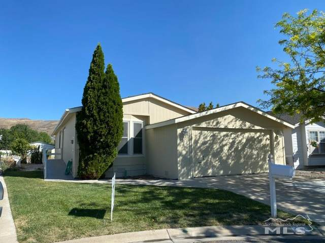 57 Cour De La Cedrant, Sparks, NV 89434 (MLS #200008298) :: Theresa Nelson Real Estate